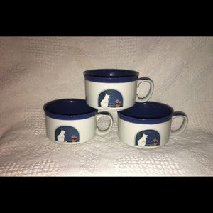 Vintage Otagiri Stoneware Soup Mug 22 oz